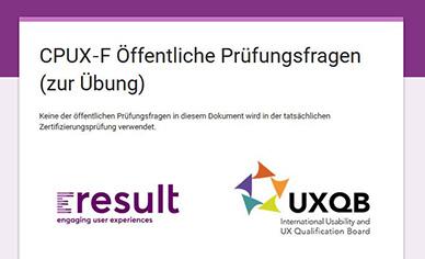 Titelbild CPUX-F-Quiz