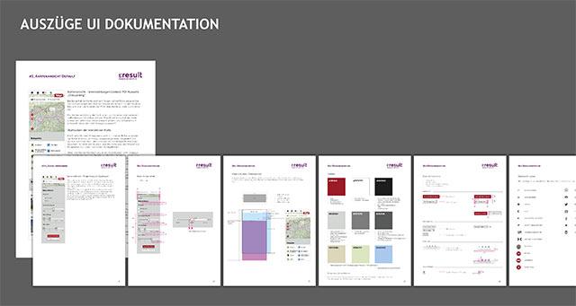 UI-Dokumentation