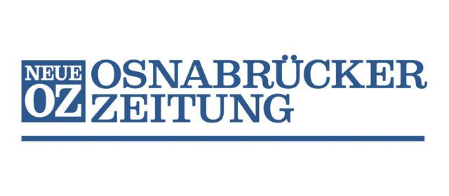 Logo der neuen Osnabrücker Zeitung.