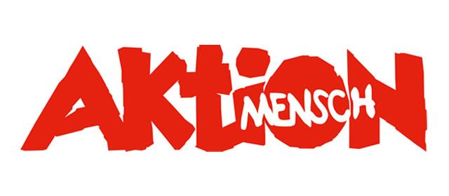 Logo der Förderorganisation Aktion Mensch.