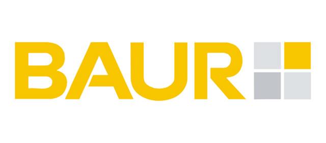 Logo der BAUR Group.