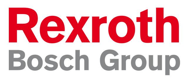 Logo der Rexroth Bosch Group.