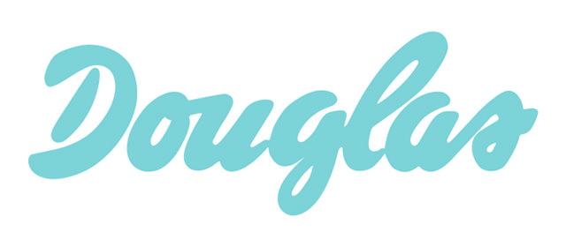 Logo der Douglas GmbH.