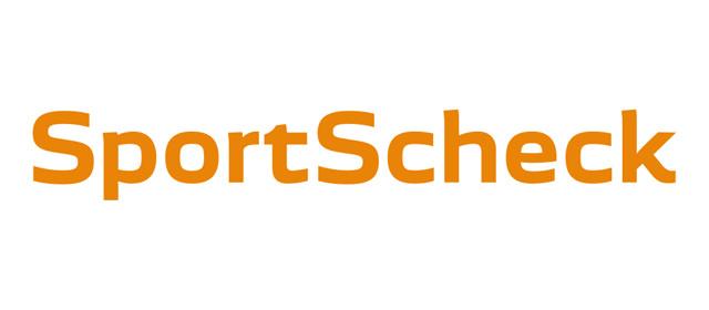 Logo der SportScheck GmbH 2021.