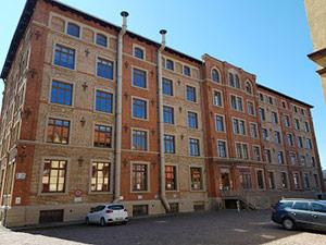 SAP App Haus in Heidelberg.