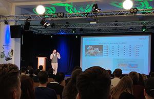 World Usability Day in Leipzig.