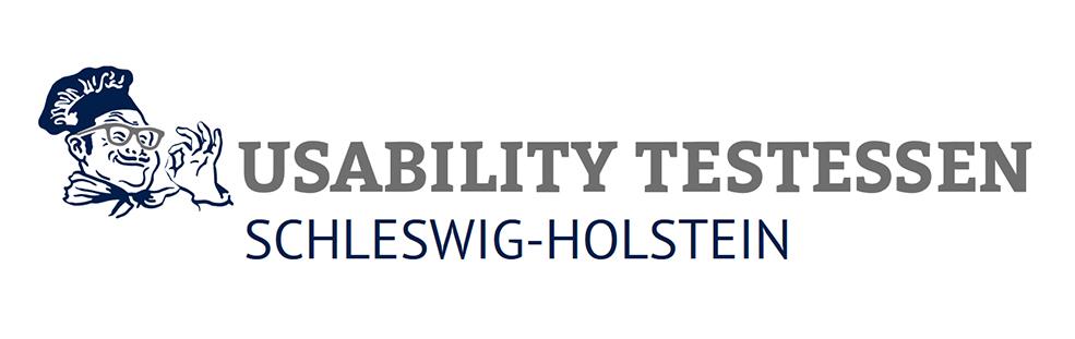 Logo des Usability Testessen.