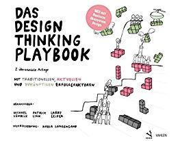 Titelbild des Design Thinking Playbook.