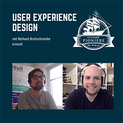 """Titelbild zum Podcast """"Richard Bretschneider im ´Club der Pioniere´""""."""