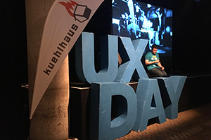 Bild des UX DAY in Mannheim.