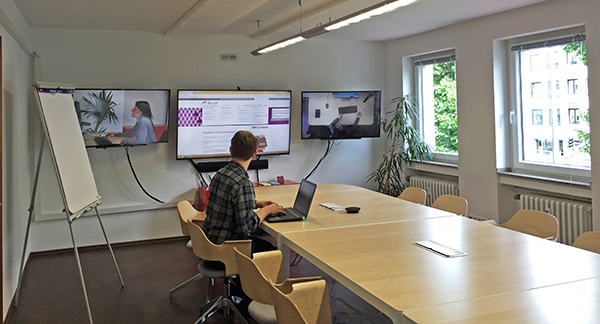 Beobachtungsraum - User Experience Lab in Köln