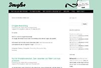 Kundenblog der Douglas GmbH.