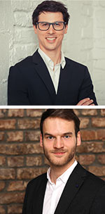 eresult Referenten Bitkom Online-Seminare: UX-Experten Martin Beschnitt und Robin Nagel