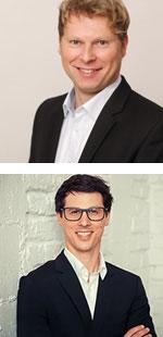 eresult Referenten: UX-Experten Martin Beschnitt und Holger Fischer