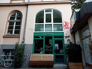 Außenansicht des Standorts in Göttingen