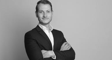 Portrait von UX Consultant Friedemann Dohse
