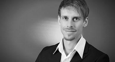 Bastian Linder, Dozent des Conversionrate-Seminars bei eresult