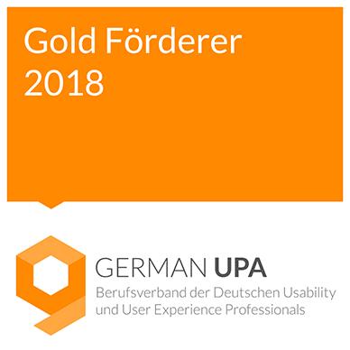 eresult unterstützt auch 2018 die UX Challenge der German UPA