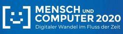 """Logo der Messe """"Mensch und Computer 2020""""."""