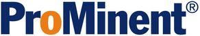 Logo der ProMinent GmbH.