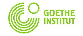 Logo des Goethe Instituts.