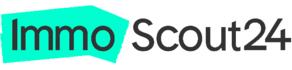 Logo des Unternehmens Immobilien Scout GmbH.