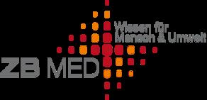 Logo des Unternehmens ZB MED – Informationszentrum Lebenswissenschaften