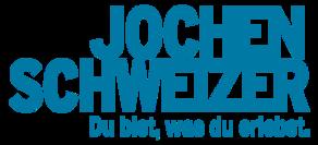 Logo des Unternehmens Jochen Schweizer.