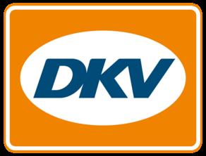 Logo der DKV Euro Service.