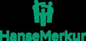 Logo der HanseMerkur Versicherungsgruppe.