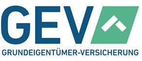 Logo der Grundeigentümer-Versicherung GEV.