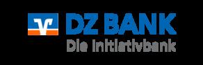 Logo der DZ Bank AG.