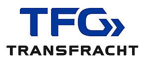 Logo der TFG Transfracht GmbH.