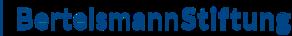 Logo der Bertelmanns Stiftung.