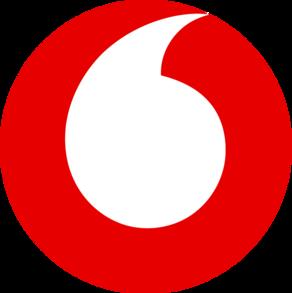Logo der Vodafone GmbH.