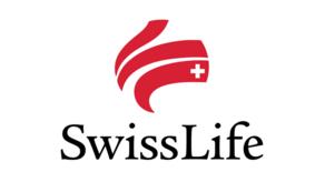 Logo des Lebensversicherungskonzern Swiss Life.