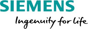 Logo der Siemens AG.