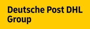 Logo der Deutschen Post DHL Group.