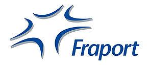 Logo der Fraport AG.