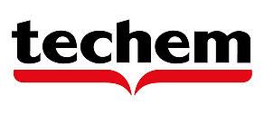 Logo der Techem GmbH.