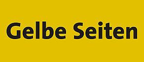 Logo der Website Gelbe Seiten.