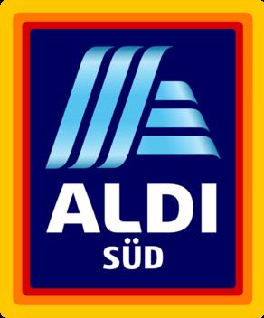 Logo des Unternehmens Aldi Süd.