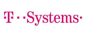 Logo der T-Systems International GmbH.