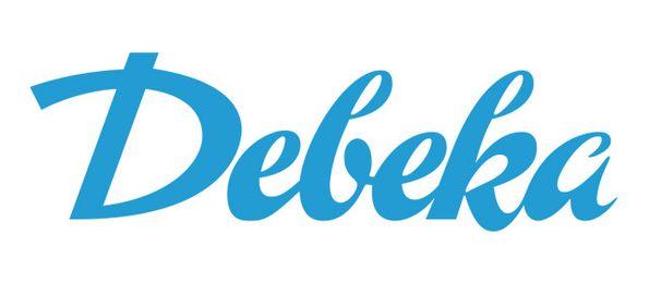 Logo der Versicherungsgruppe Debeka.