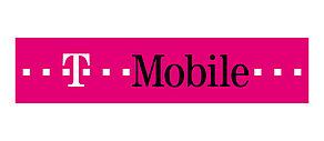 Logo des Unternehmens T-Mobile.
