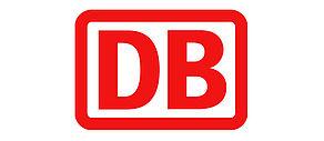 Logo der Deutschen Bahn.