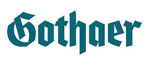 Logo der Gothaer Gruppe.