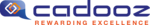 Logo der Firma Cadooz.
