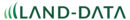 Logo der Land Data.