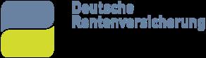 Logo der Deutschen Rentenversicherung.